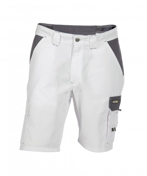 ROMA_Two-tone-work-shorts_White-Cement-grey_FRONT_1