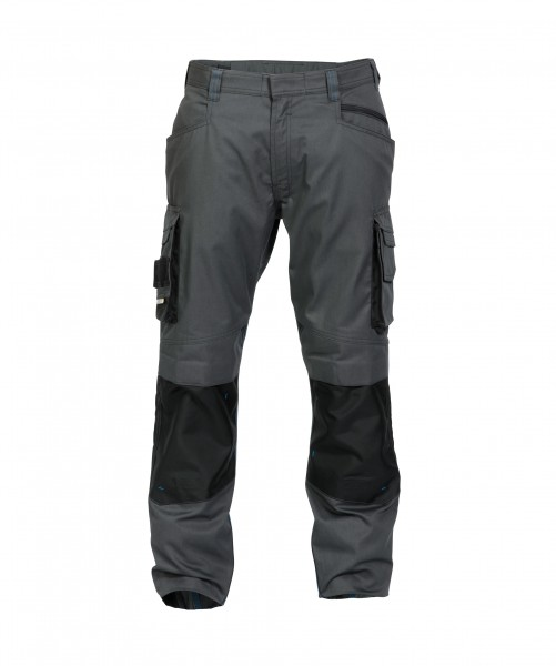 NOVA_Two-tone-work-trousers-with-knee-pockets_Anthracite-grey-Black_FRONT_1